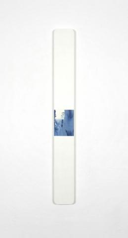 Avventure di un relativista capitolo II, 2007, olio su tavola , cm 131 x 215