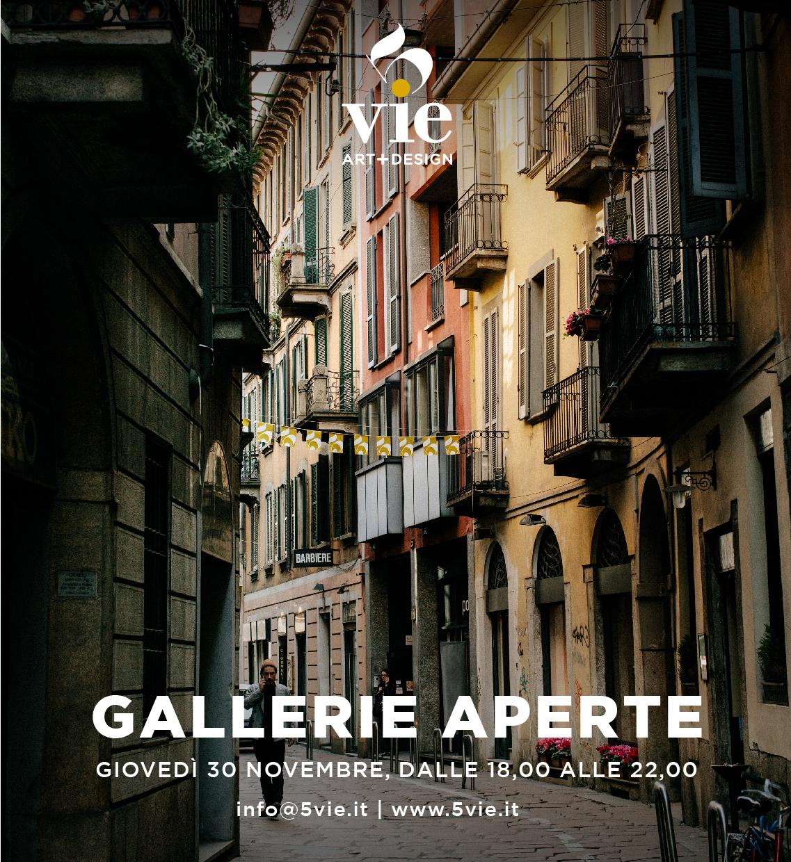 Gallerie Aperte 5vie